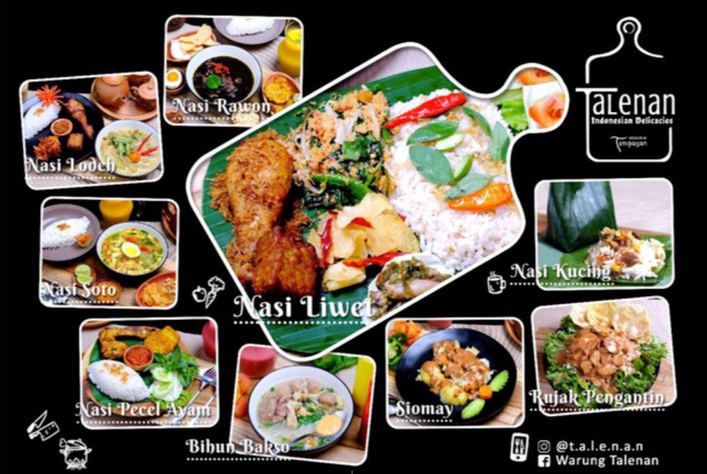 Wartal-resto-menu